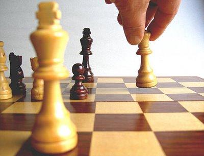 Jogo de Xadrez, preocupação, EuGordinha