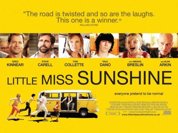 Cartaz do filme Miss Sushine