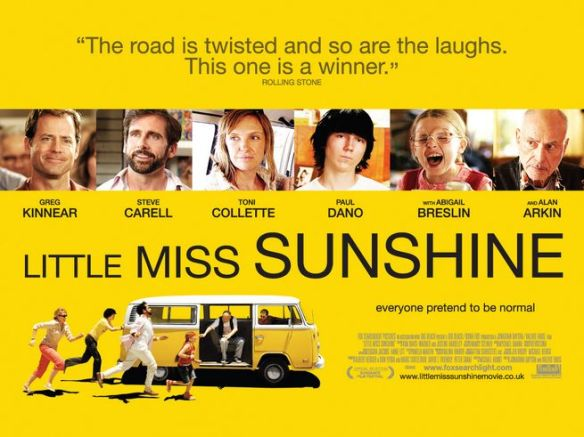 Cartaz do filme Miss Sushine