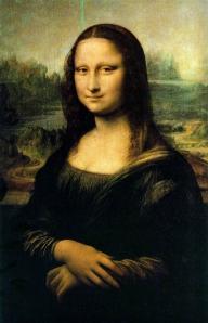 Monalisa de Leonardo da Vinci Blog EuGordinha