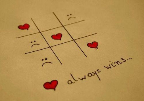 Amor vincit omnia - o amor vence tudo