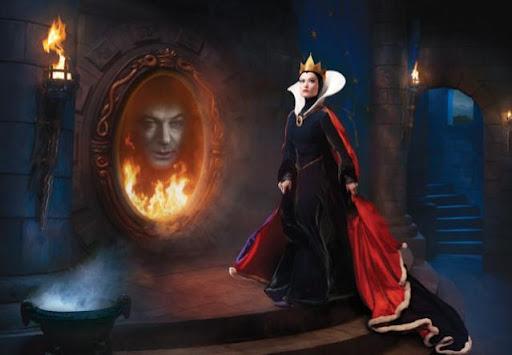 Bruxa da Branca de Neve EuGordinha