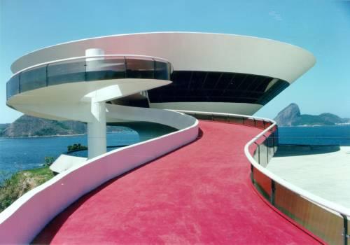 Museu de Arte Contemporânea Niterói - RJ