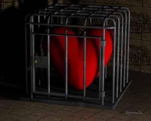 Coração Trancado EuGordinha