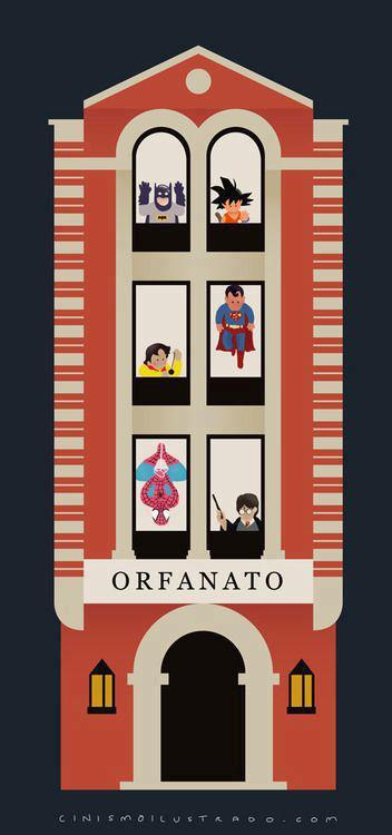 Orfanato - Casa de Heróis EuGordinha