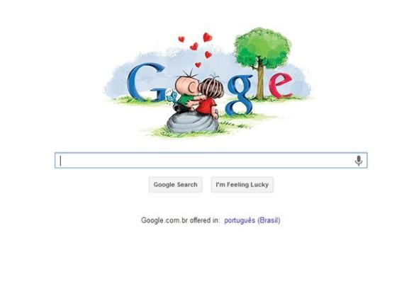 doodle Dia dos Namorados