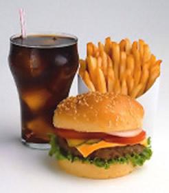 alimentos não-saudáveis - EuGordinha