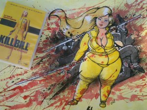 Kill Bill - EuGordinha