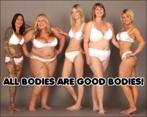 Todos os corpos sao bons - EuGordinha
